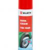 Würth αφρός καθαρισμού ελαστικών 500ml